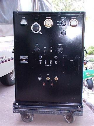 Hallicrafters Bc 610 I Transmitter