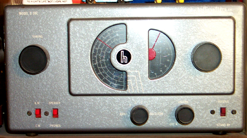 front of S-38C Receiver
